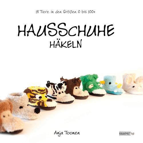 Buch Hausschuhe Häkeln Ns Kreativ Gbr