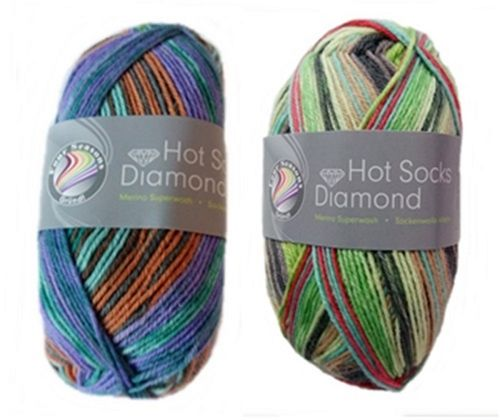Hot Socks Diamond
