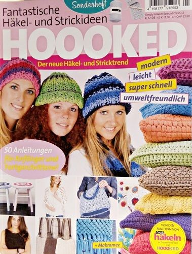 Sonderheft Hoooked 05/2013