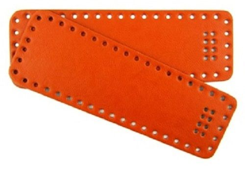Seitenteile Tasche orange