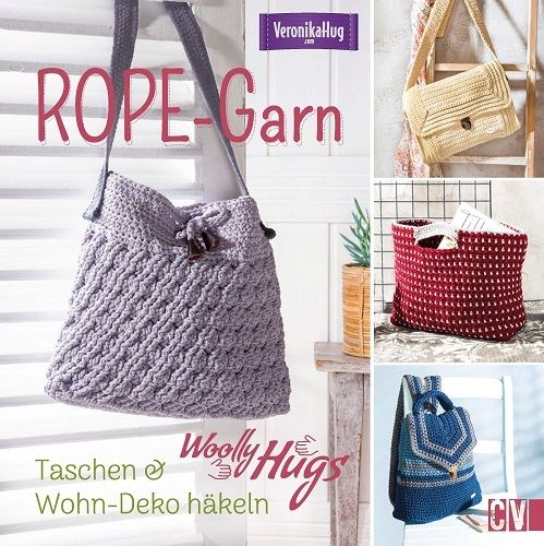 Buch Rope Garn Woolly Hugs